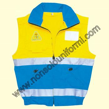 Gilet Bicolore Misericordia