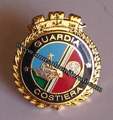 Pins Guardia Costiera
